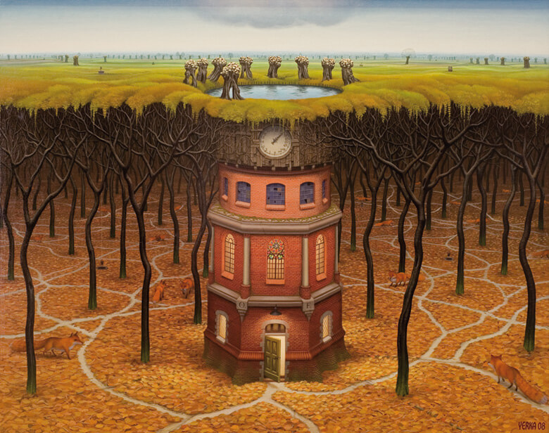 surreal paintings jacek yerka 7 (1)