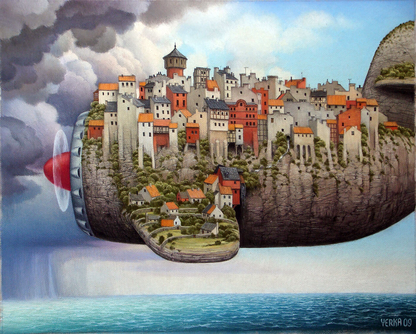 surreal paintings jacek yerka 8 (1)