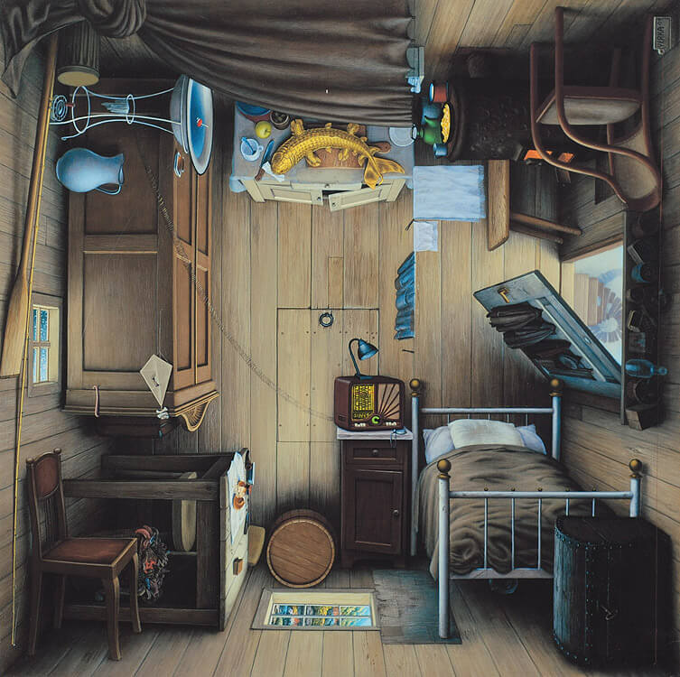 surreal paintings jacek yerka 9 (1)