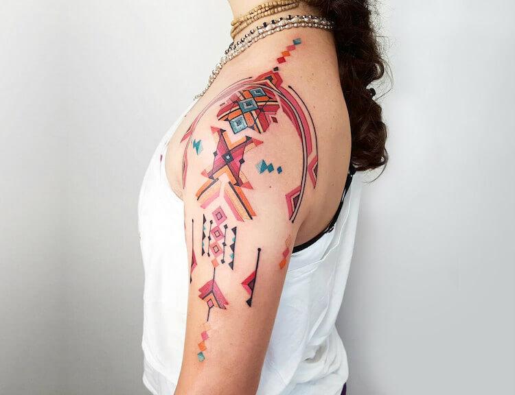 tribal patterns tattoo designs (1)