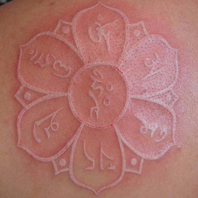 white color tattoos 12 (1)