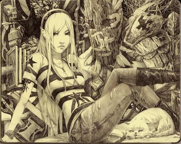 japanese drawings 19 (1)