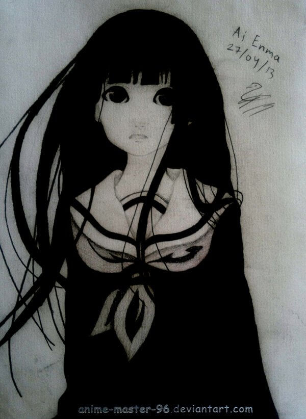 60 Anime Drawings That Look Better Than Real Life