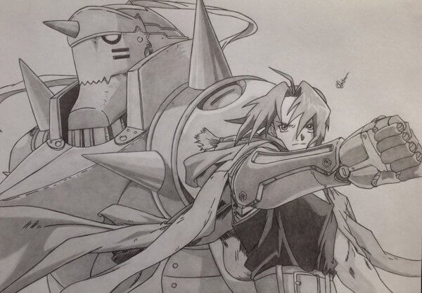 anime japanese drawings 30 (1)