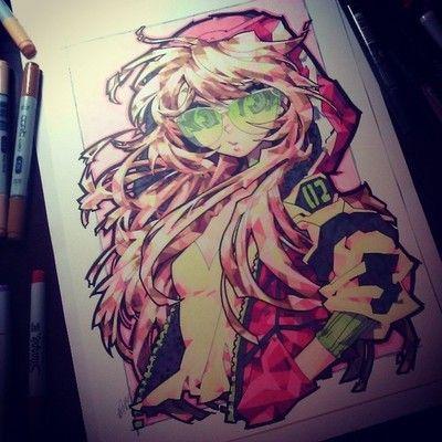 anime drawings 60