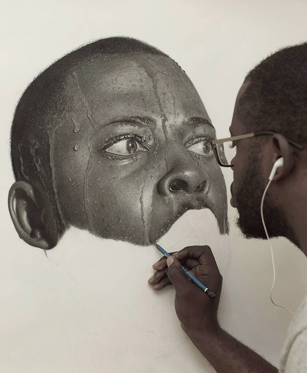 arinze stanley graphite portraits 6 (1)
