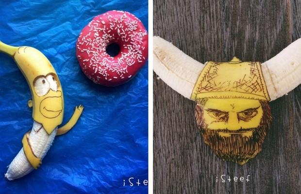 banana art stephan bursche feat