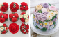 flower cakes feat