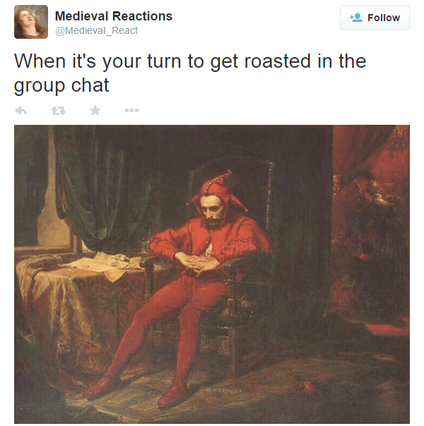 funny medieval reactions 19 (1)