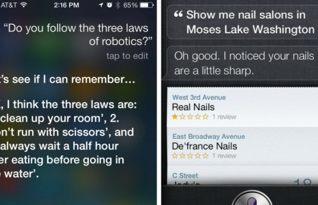 funny things to ask siri feat