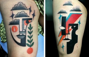 mike boyd picasso tattoos feat