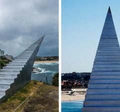 stairway to heaven sculpture feat