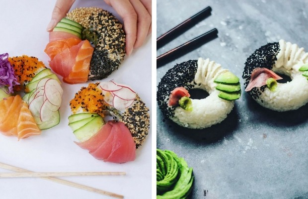 sushi donuts feat