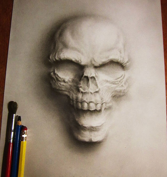 3D Pencil Illustrations jerameel lu 2 (1)