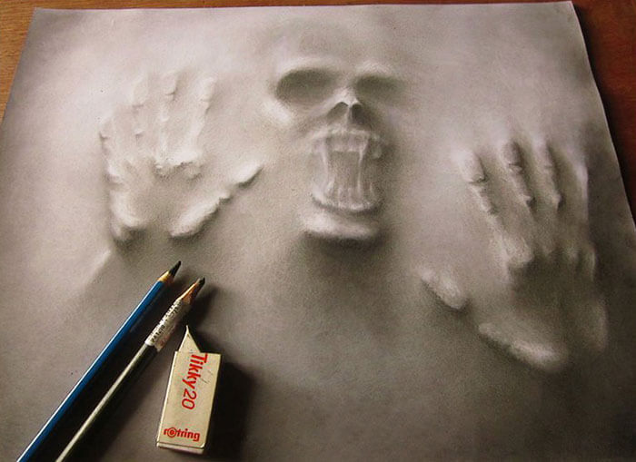 3D Pencil Illustrations jerameel lu 4 (1)