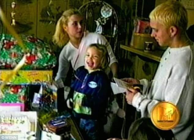 Eminem daughter Hailie Scott grown up 6 (1)