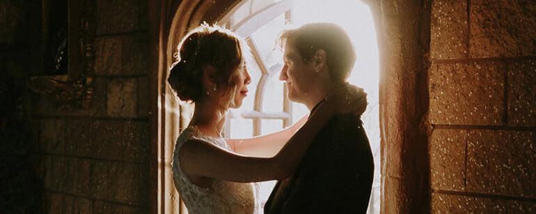 Harry Potter Themed Wedding (1)