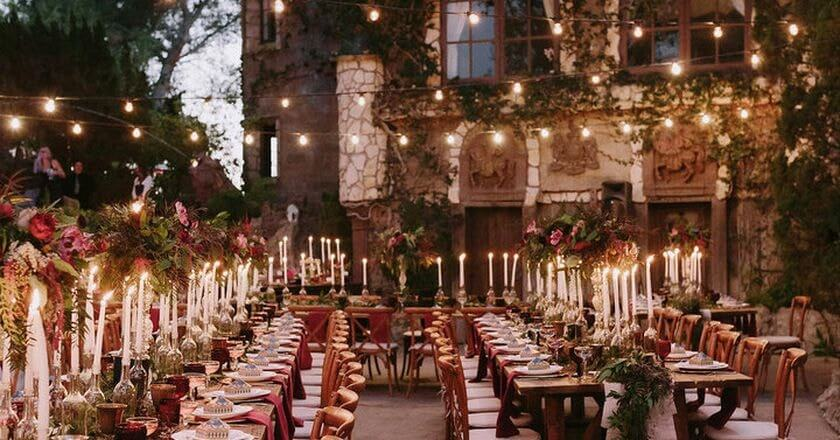 This Harry Potter Themed Wedding Is So Magical It Should Be A Movie