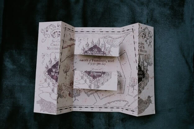 Harry Potter-Themed Wedding 2 (1)