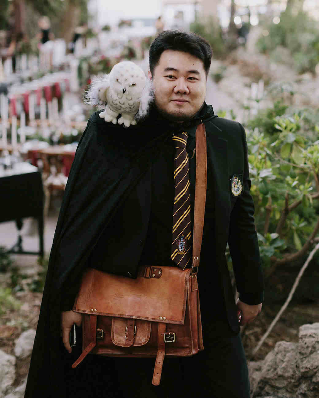 Harry Potter-Themed Wedding 5 (1)