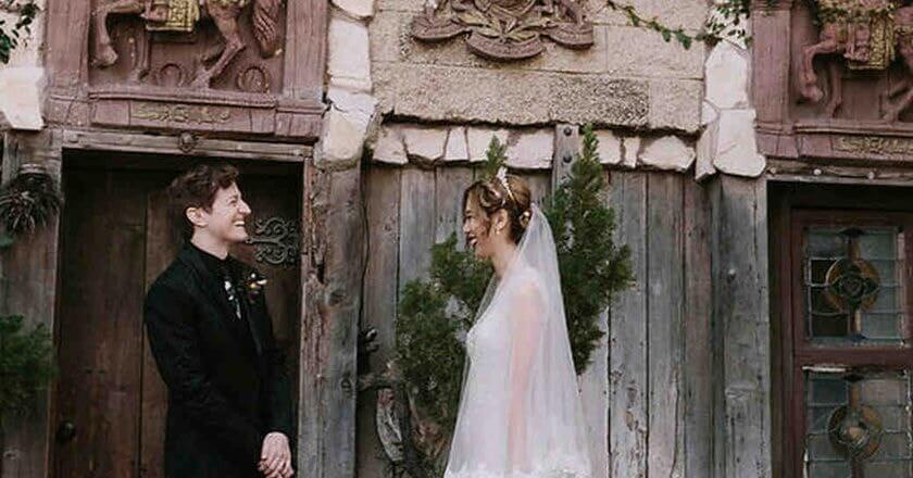 Harry Potter-Themed Wedding 7 (1)