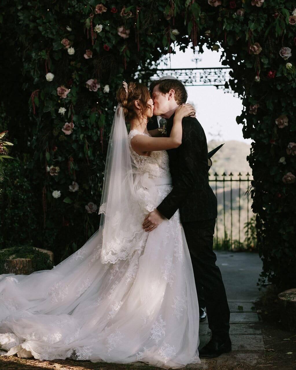 Harry Potter-Themed Wedding 9 (1)