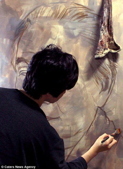 Joongwon Jeong hyper realistic paintings 13 (1)