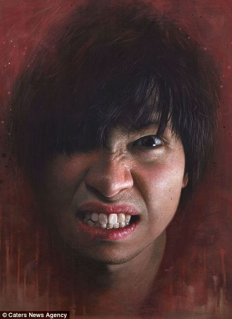Joongwon Jeong hyper realistic paintings 15 (1)