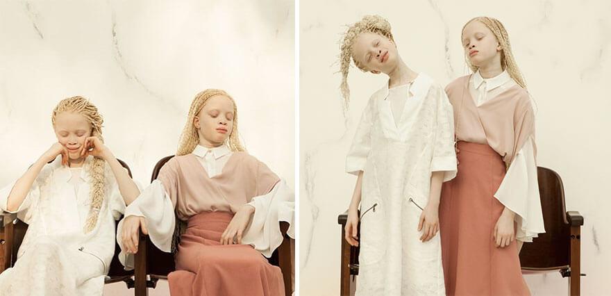 Lara and Mara albino models 4 (1)
