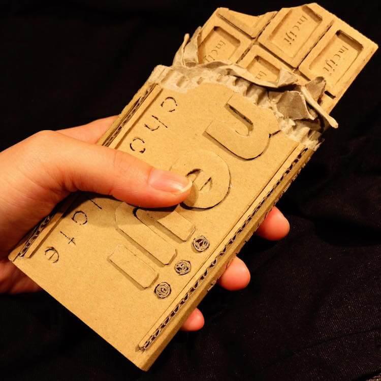 Monami Ohno amazon boxes creations 20