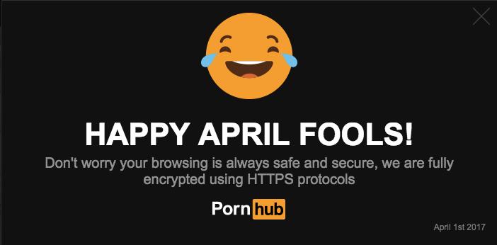 Pornhub April Fools' Day prank 2 (1)