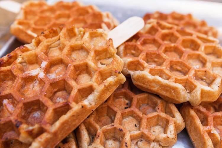 Waffle treat 10