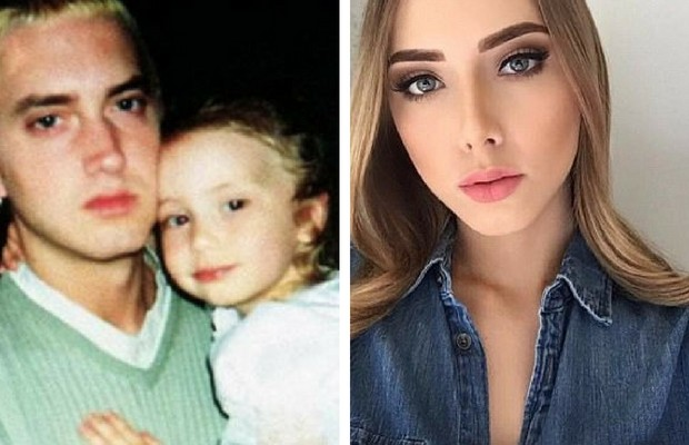 Eminem's Daughter Hailie Scott Is All Grown Up Now And As ...