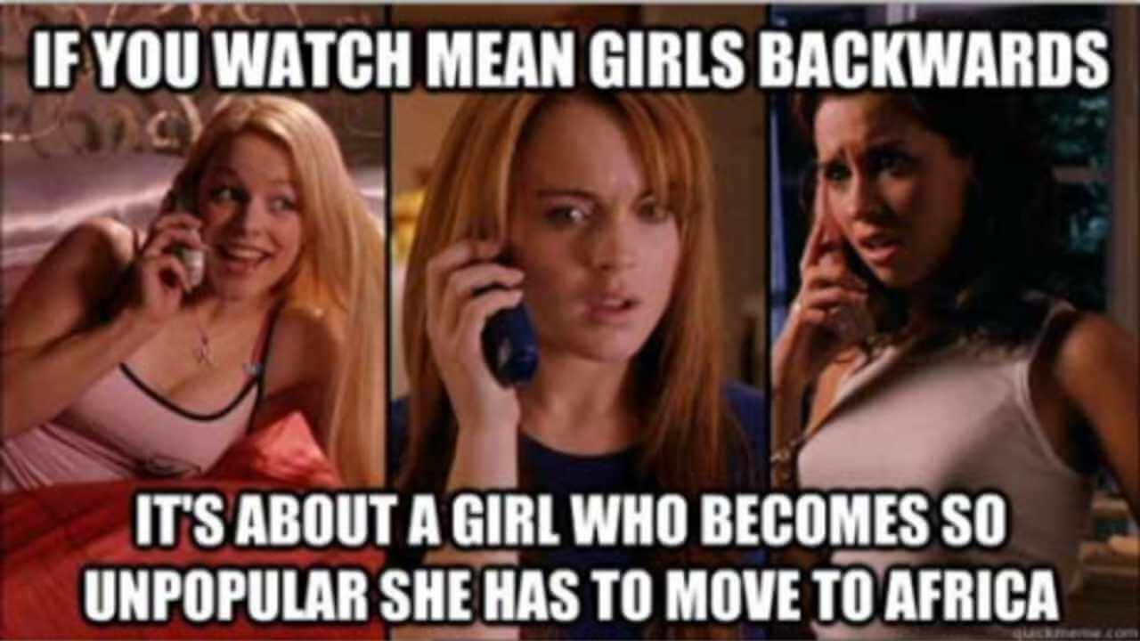 Funny mean girls memes
