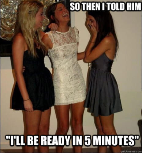 funny memes about girls26