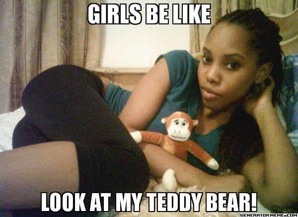 funny memes about girls54