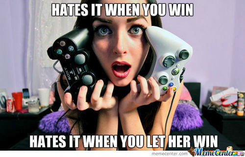 funny memes about girls8