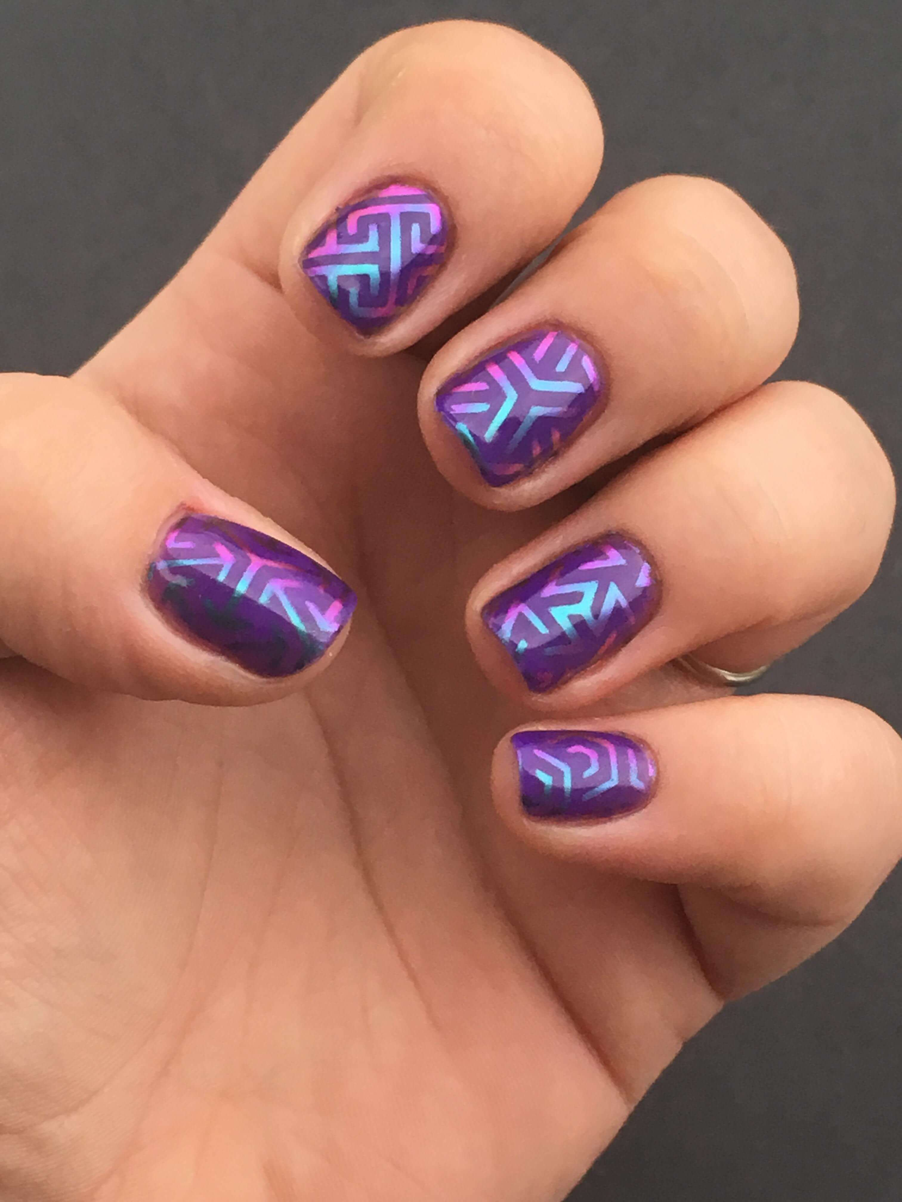 geometric nail art 12 (1)