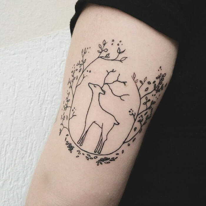 harry potter inspired tattoos 17 (1)