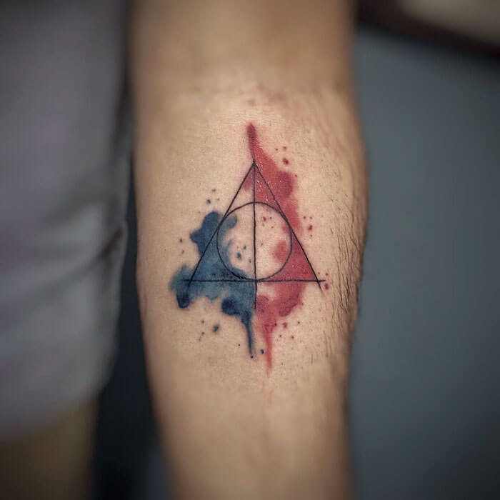 harry potter inspired tattoos 18 (1)