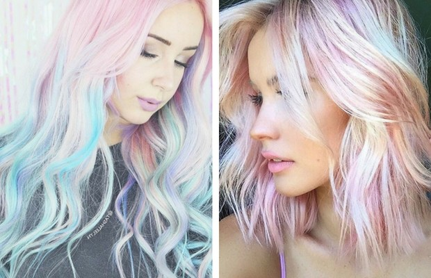holographic hair feat