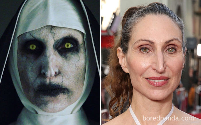 how horror movie stars look in real life (1)