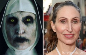 how horror movie stars look in real life feat