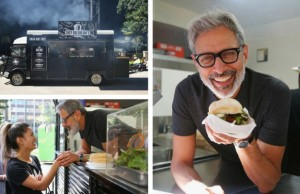 jeff goldblum food truck feat