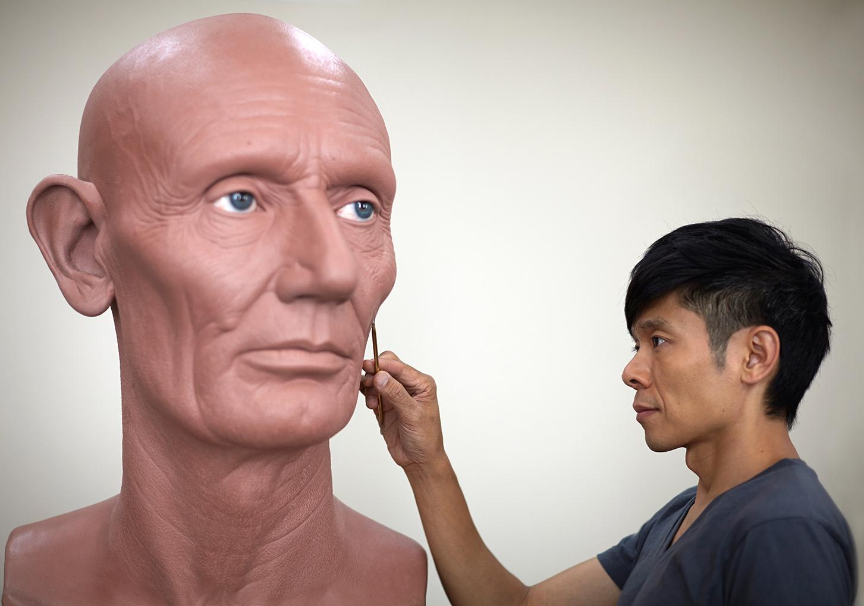 kazuhiro tsuji hyperrealistic sculptures 19