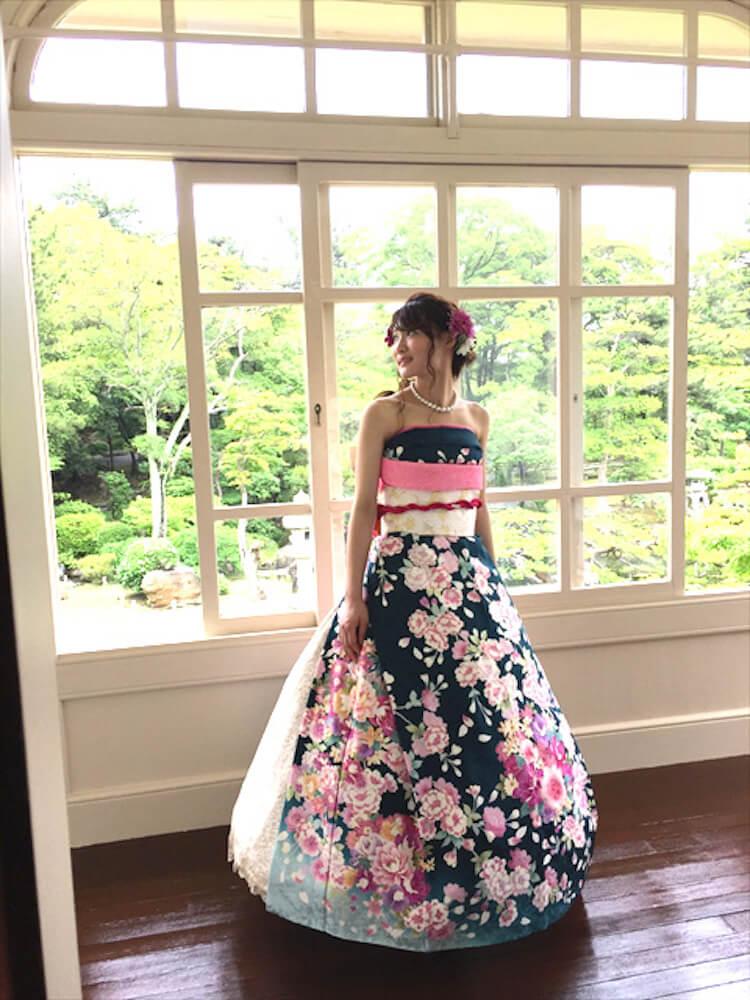 kimono wedding dress (1)