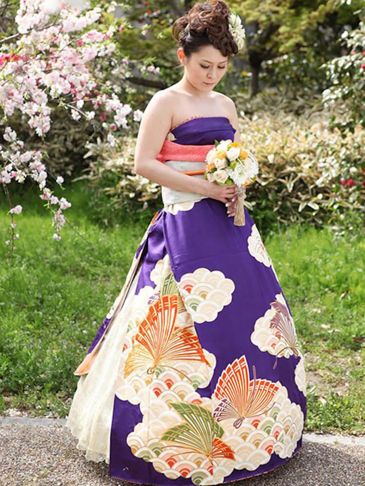 kimono wedding dress 13 (1)