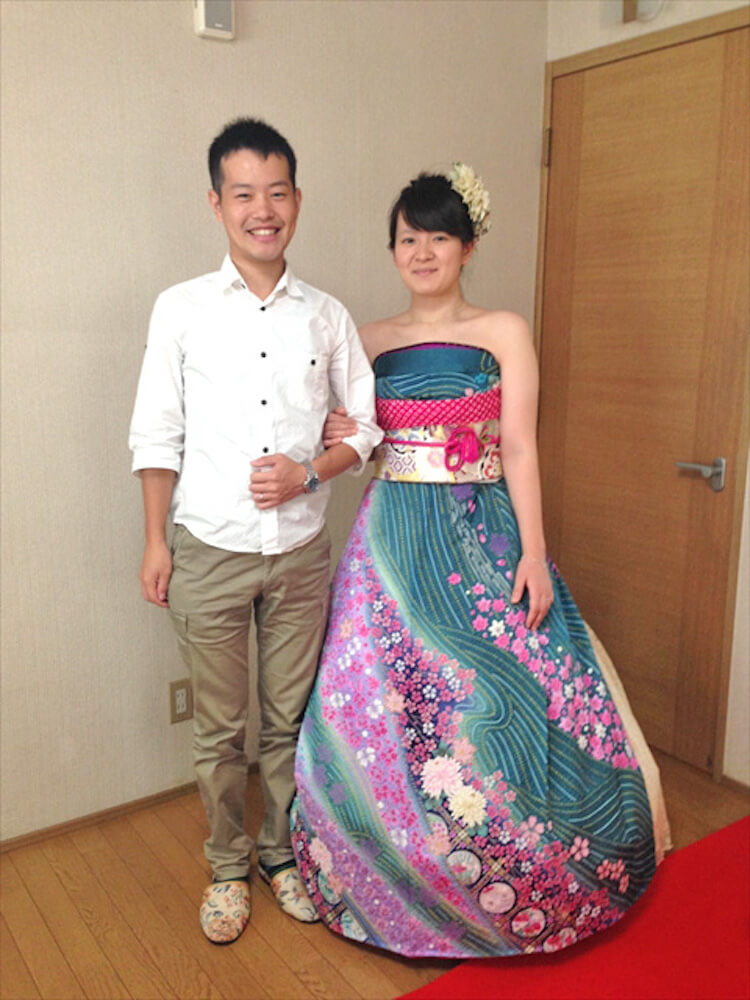 kimono wedding dress 17 (1)