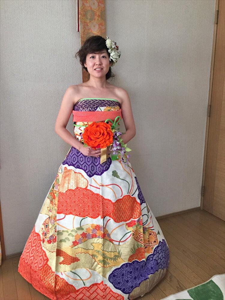 Brides In Japan Are Turning Their Traditional Kimono Into a Kimono ...