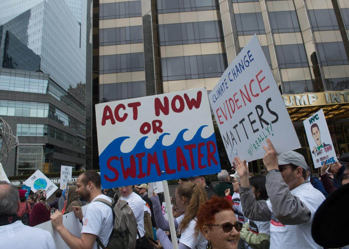 The Best Signs From The March For Science Protesting Trump - The 20 funniest signs spotted at the march for science